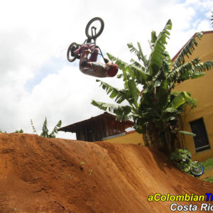 Backflip en Costa Rica