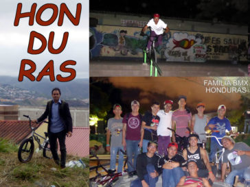 bmx collage Honduras