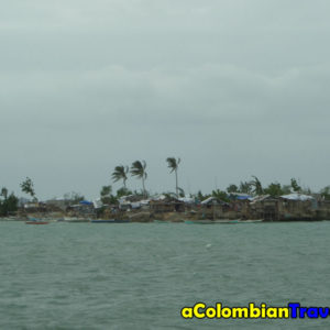 Many little islands were too little to receive aid from the government or from the people