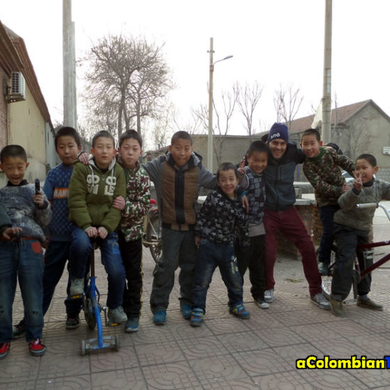 Kids in China, 2013